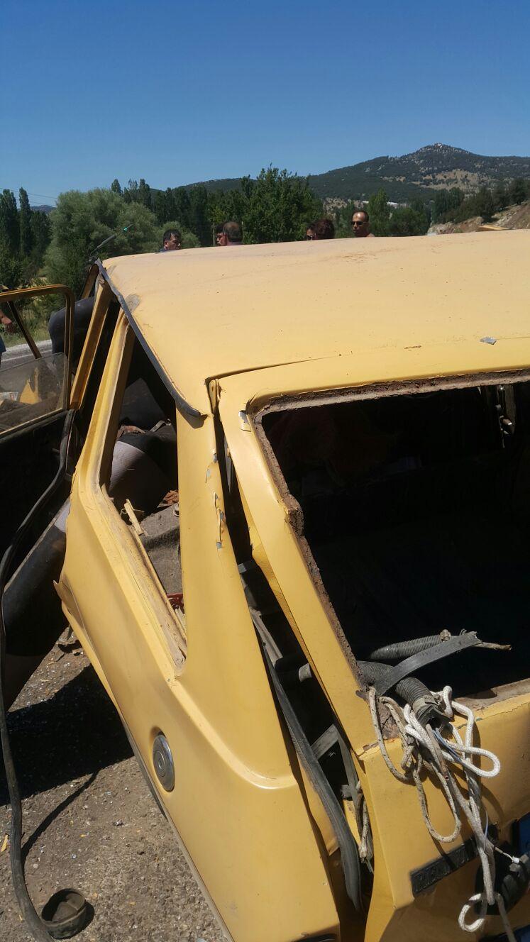 Fethiye yolunda kaza: 3 ölü