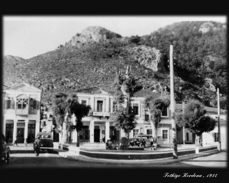 Eskiden Fethiye