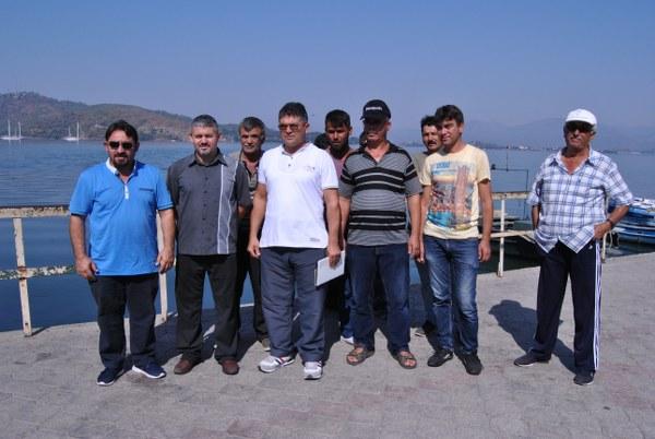 Olta balıkçıları: özgürlüğümüzü aldılar