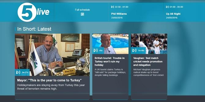 Saatcı'dan BBC'ye açıklama: Paris neyse Fethiye'de odur