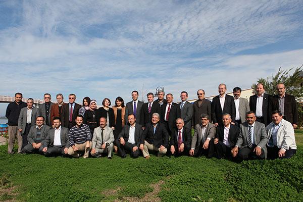 AK Parti Meclis üyeleri tanıştı