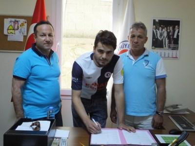 Fethiyespor kaleci Fatih ile anlaştı