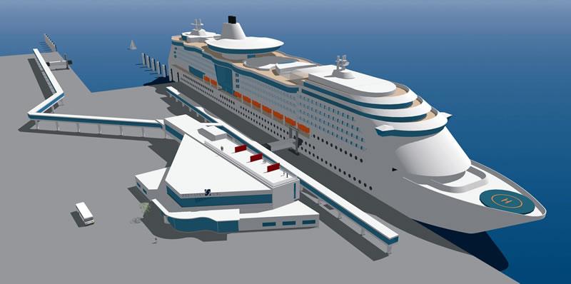 Kruvaziyer Limanı Analizi Projesi İhalesi Sonuçlandı