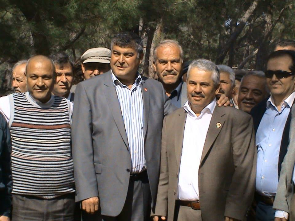 CHP'liler Değirmenbaşı'nda buluştu