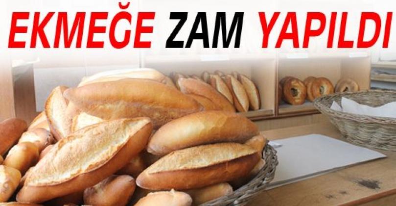 Fethiye'de ekmek ve simit 90 kuruş oldu