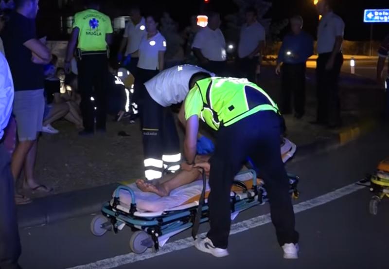 2 Otomobil Çarpıştı 7 Yaralı