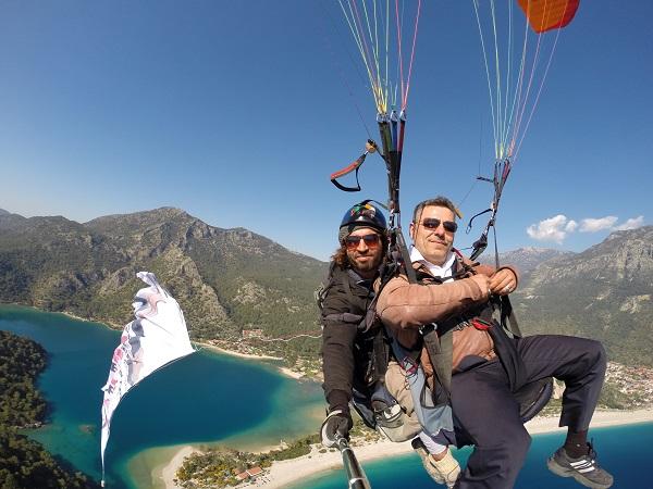 1700 metre de Yazıcıoğlu'nu andı