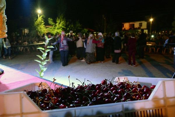Nif Kiraz Festivali Yapıldı
