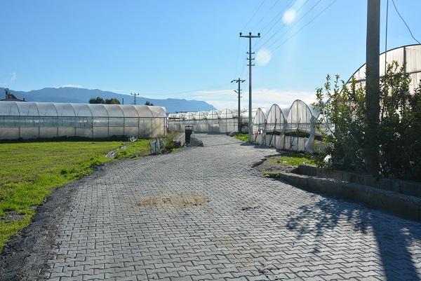 Karaköy'de 1'inci Etap Parke Çalışmaları Tamamlandı