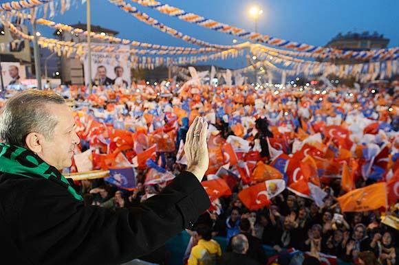 Başbakan Muğla'da konuştu