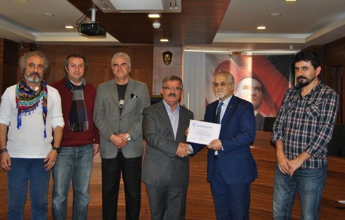 Gazetecilik semineri Fethiye'de yapıldı