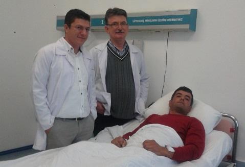 Fethiye için gurur ameliyat