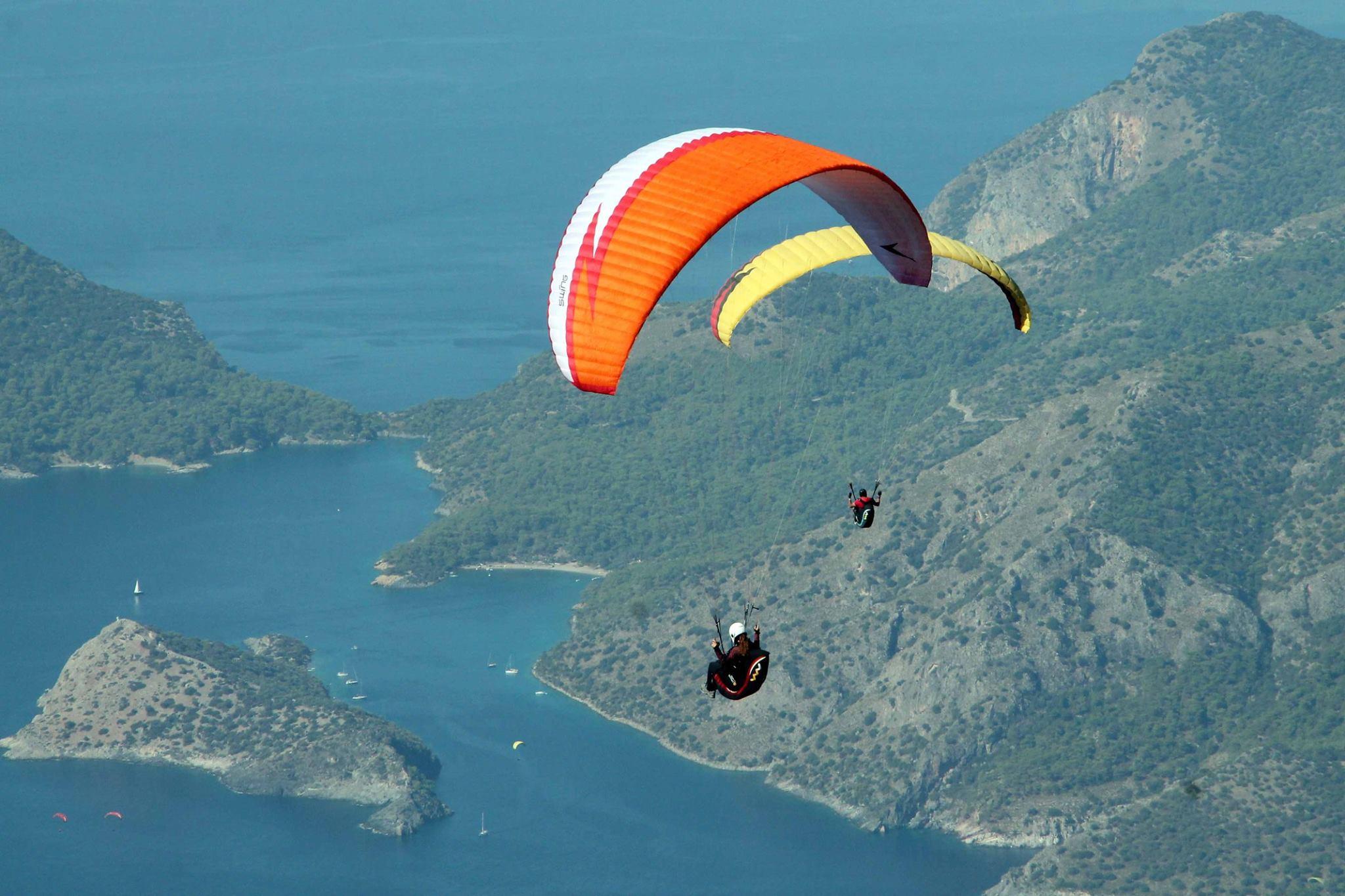 15'inci Uluslararası Hava Oyunları Festivali başladı