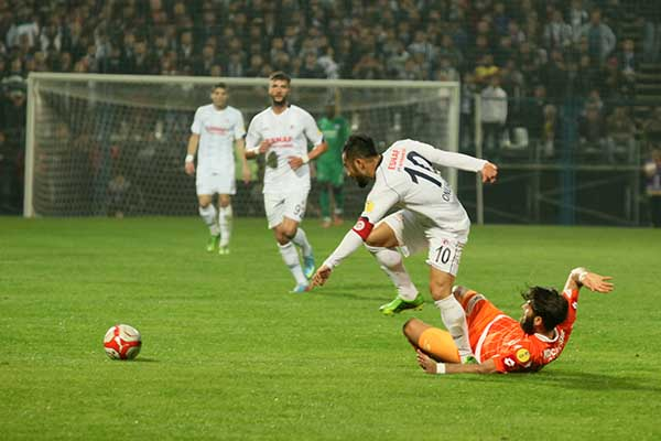 Adana karşısında 1-0  mağlup olduk
