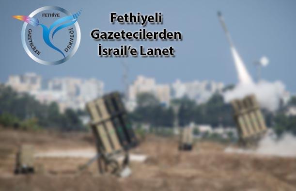 FGD'den İsrail'e lanet