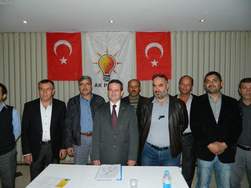 Turgay Öztürk, birlik mesajı vererek aday oldu