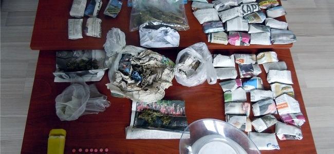 Fethiye ve Milas'ta uyuşturucu operasyonu