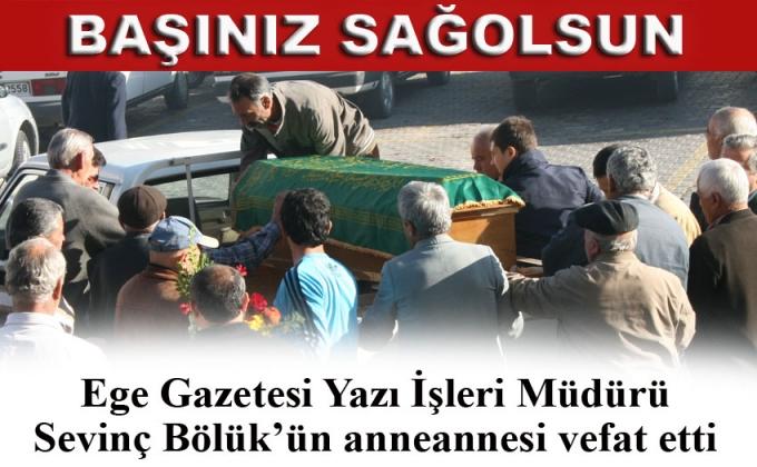 Ege  Gazetesi'nin  Acı  Günü