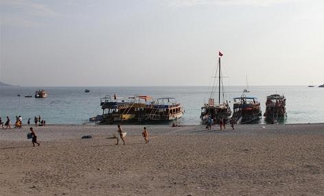 Göcek'te, yıllık turizm değeri 378 milyon TL