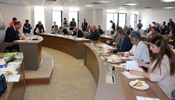 Fethiye Belediye Meclisi ilk toplantısı yapıldı