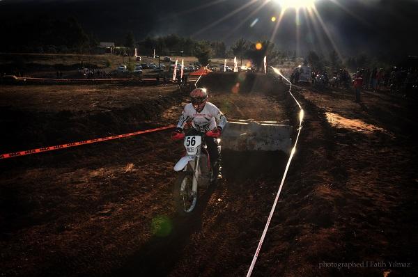 Türkiye Motokros Şampiyonası 2'nci ayağı Fethiye'de
