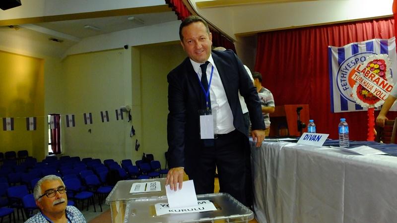 Fethiyespor yeni başkanını seçti