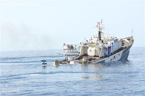 Fethiye'deki Batığın Yakınlarında Avlanmak Yasaklandı