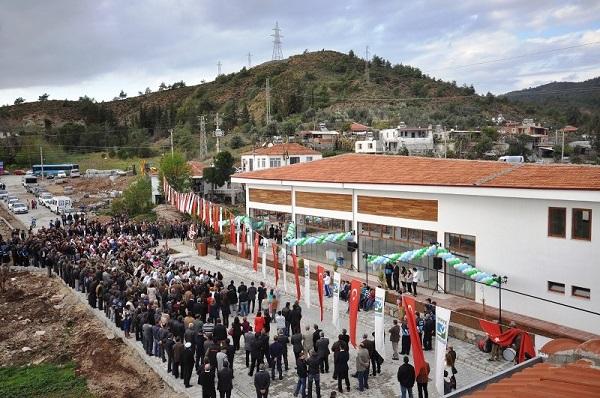 Karagedik Sosyal Tesisi hizmete açıldı