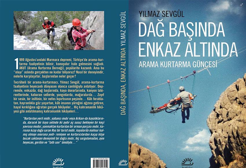 Bir Kitap: Dağ Başında Enkaz Altında