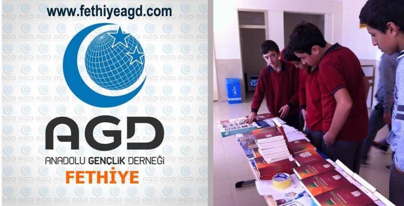 AGD'den 3 proje, 2 etkinlik