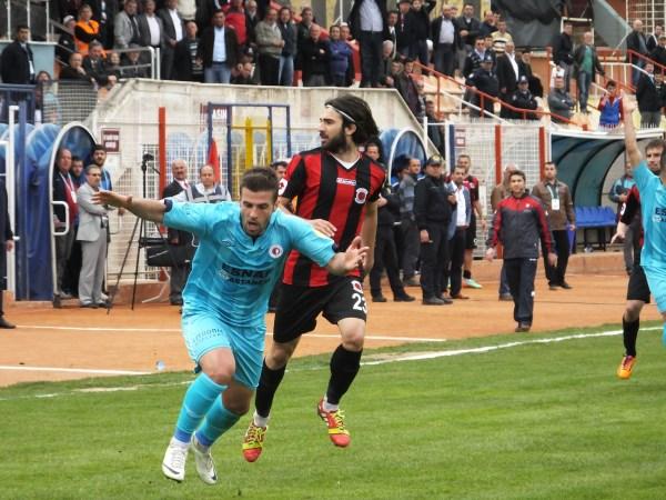 TKİ Tavşanlı Linyitspor: 2 - Fethiyespor: 1