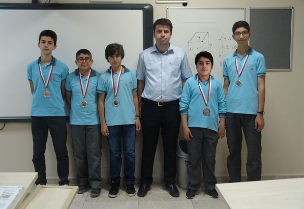 Şehit Fethibey olimpiyatlardan madalya ile döndü