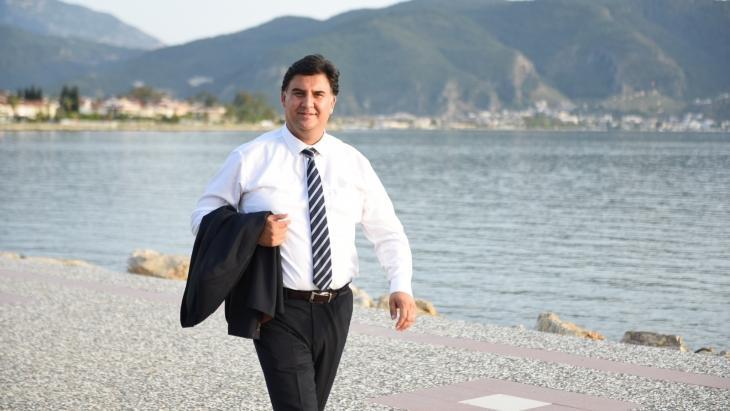 Başkan Karaca: Görevimin başındayım
