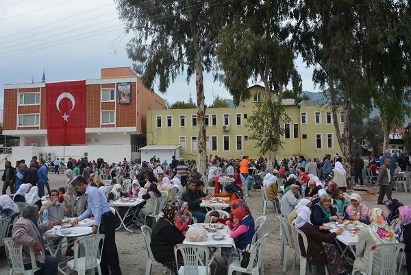 Şehit Adnan Ergen için 52 yemeği düzenlendi