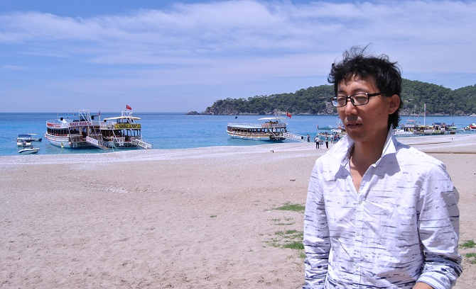 Çin'li Yönetmen: Türkiye güvenli bir ülke