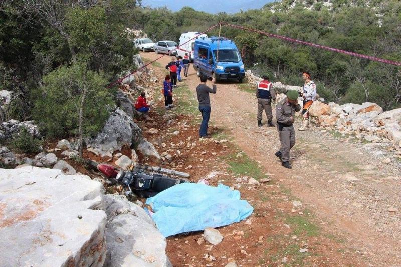 Çoban çiftin cesedi bulundu