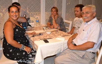 Celal Bozkurt'tan yeni otelinde ilk davet