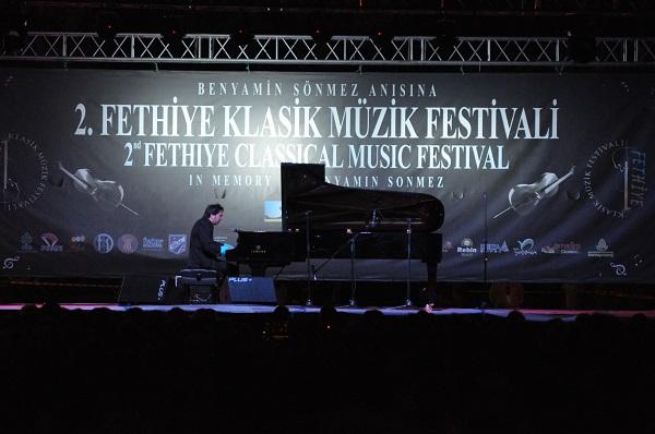 Klasik Müzik Festivali Fazıl Say konseriyle son buldu