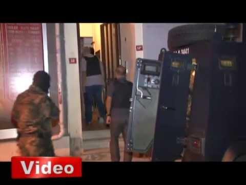Fethiye'de uyuşturucu operasyonu(video)