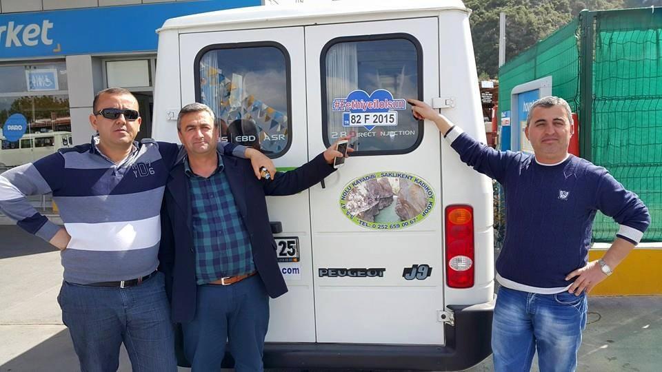 Fethiye il olsun kampanyasında 60 bin imzaya ulaşıldı