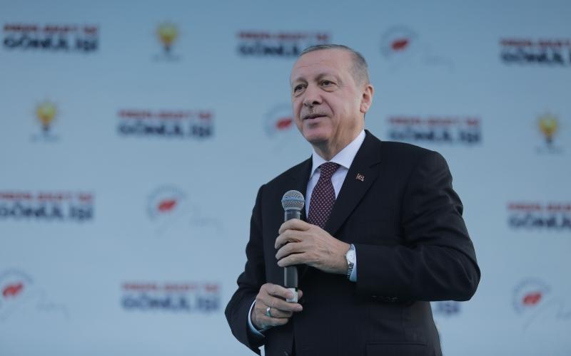 Erdoğan: Fethiye'ye bin kişilik yüksek öğrenim yurdu kazandırıyoruz
