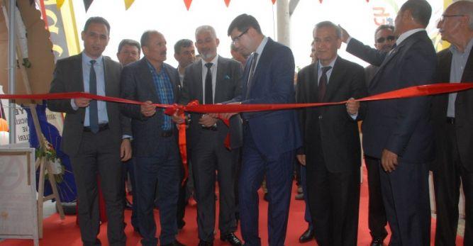 Fethiye Agritech Tarım Hayvancılık ve Seracılık Fuarı açıldı