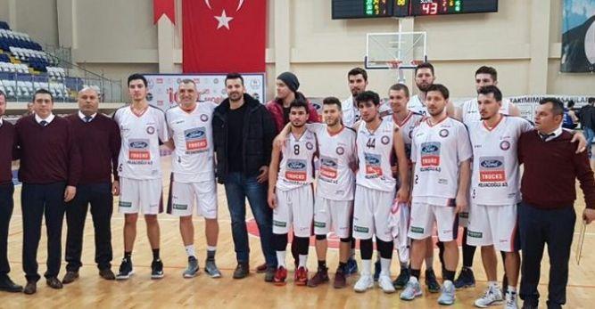 Fethiye Basket Kazanmaya Devam Ediyor