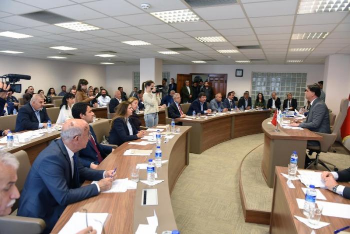 Fethiye Belediye Meclisi Alim Karaca Başkanlığında İlk Toplantısını Yaptı