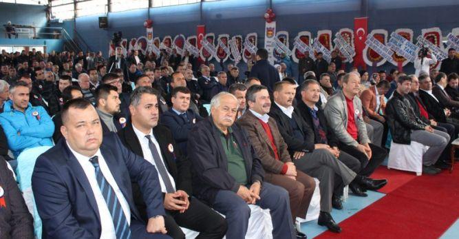 Fethiye Şoförler ve Otomobilciler Odası'nda başkan değişmedi