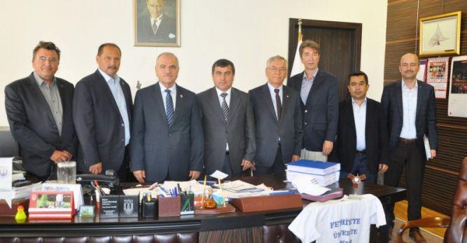 Fethiye Üniversitesi'nin lobi faaliyetleri başladı
