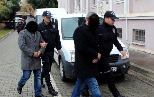 Fethiye'de Fetö'den 2 Işadamına Tutuklama