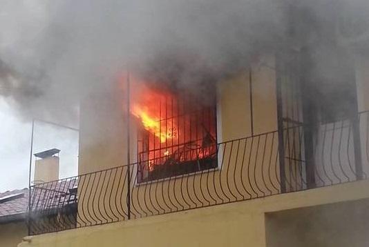 Fethiye'de yangın…