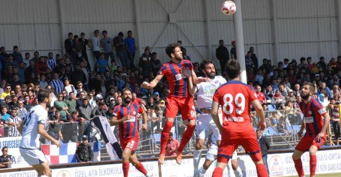 Fethiyespor 3-0 geriden gelip 4-3 kazandı