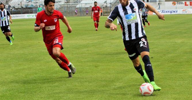 Fethiyespor 6 puan değerinde maç kazandı
